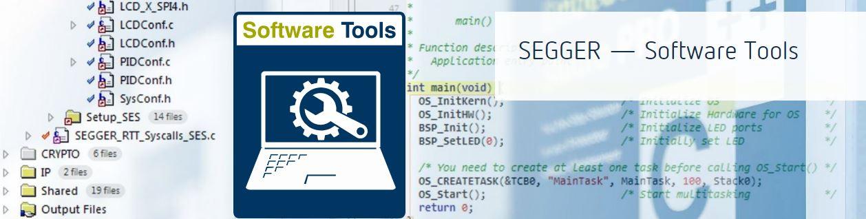 Segger J-Link/embOS - Nohau Solutions